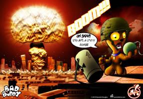 Bad Buddy Promo by vannickArtz