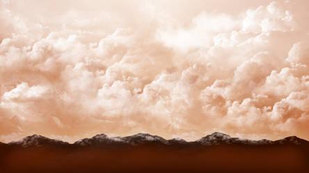 Cloud Illustration by vannickArtz