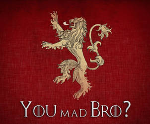 Lannister House, 3-0!!! by vannickArtz