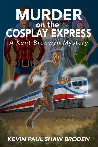 Murder on the Cosplay Express by KevinPSB4