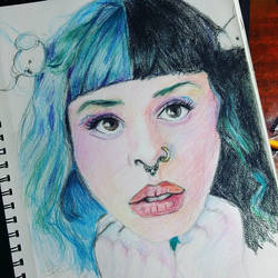 Melanie Martinez by RainbowLock