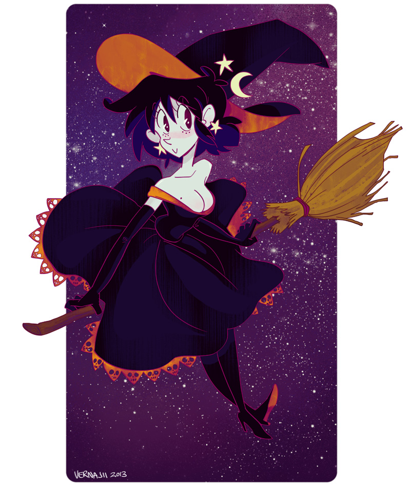 Happy Halloween 2013 by vern-argh