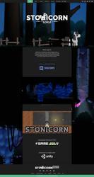 Stonicorn Website by SiMonk0