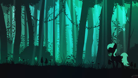 The Forest by SiMonk0