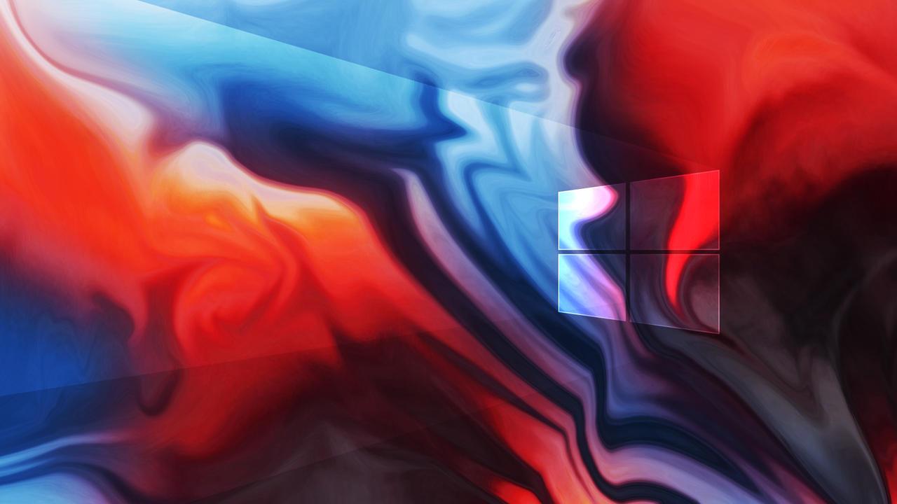 Abstract Windows 10 Wallpaper By Simonk0 On Deviantart
