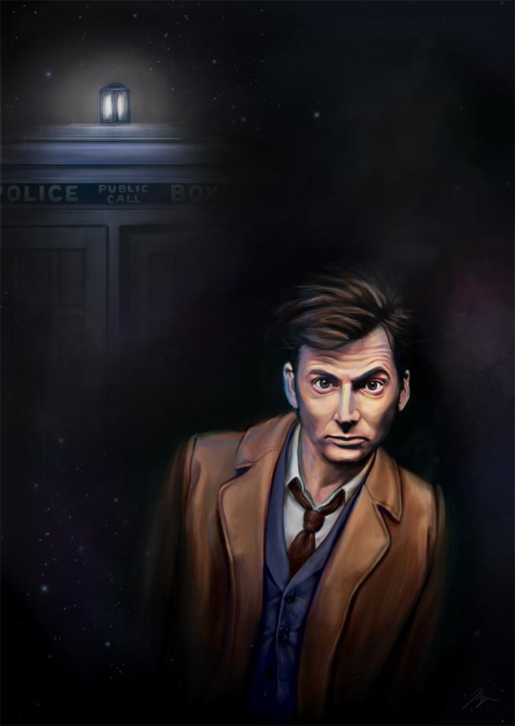 Doctor Who by amandathompson