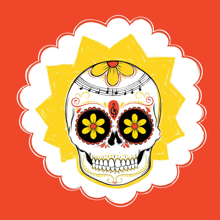 Lisa de los Muertos by amandathompson