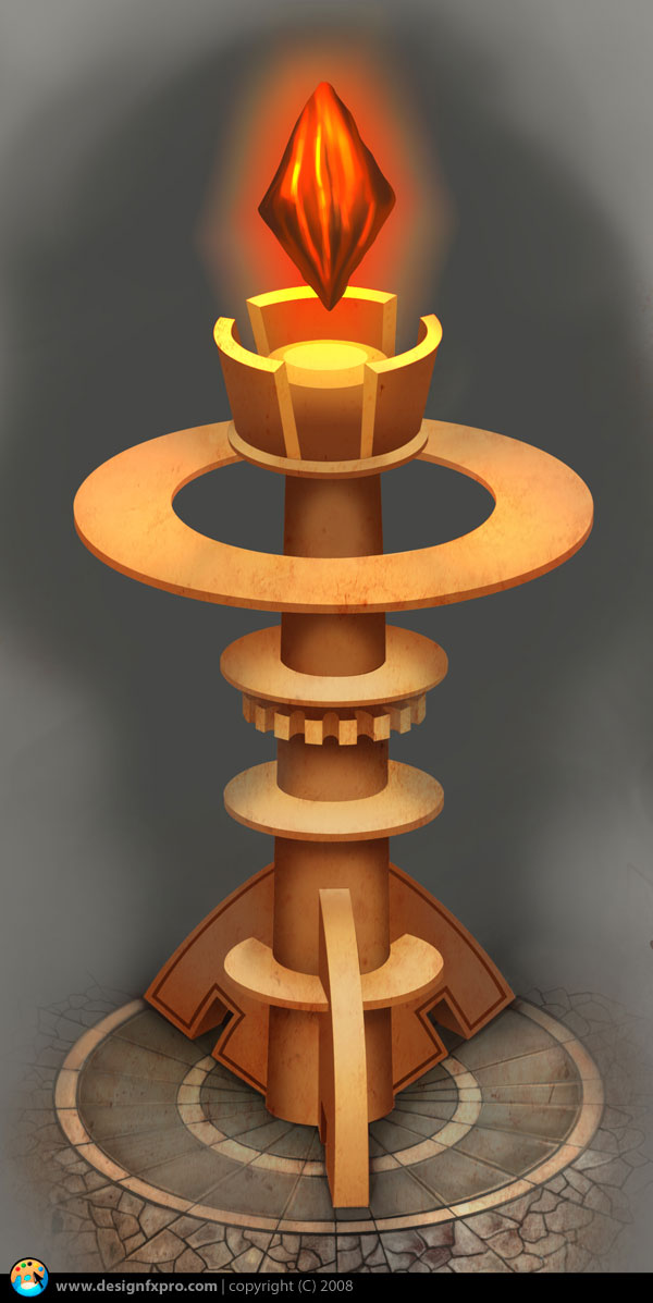 Elemental Tower by designfxpro