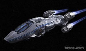 Space Corvette
