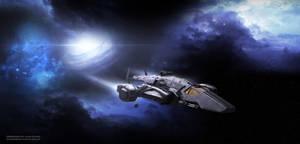 Space Gunship