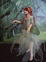 Jane Fairy Doll by LindaJaneThomas