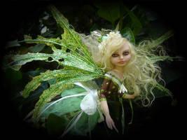 Tattered Fairies OOAK Fairy 4 by LindaJaneThomas