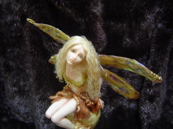 OOAK Fairy 9 by LindaJaneThomas