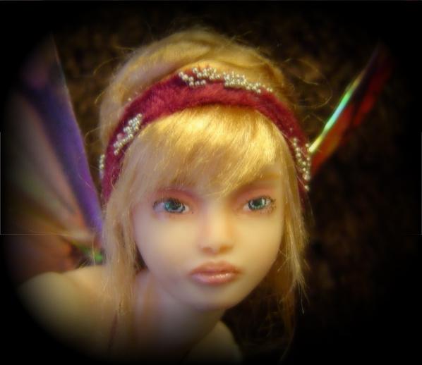 Pink Fairy 1 by LindaJaneThomas