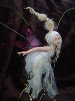 Chime OOAK Fairy 3 by LindaJaneThomas