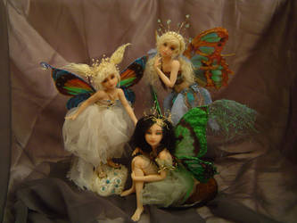 Fairy Friends by LindaJaneThomas