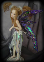 OOAK Fairy Lilly by LindaJaneThomas