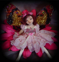 Sugar OOAK Fairy by LindaJaneThomas