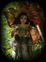Pistil OOak Fairy by LindaJaneThomas