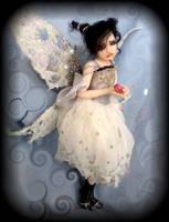 Solice Fairy Art Doll Full by LindaJaneThomas
