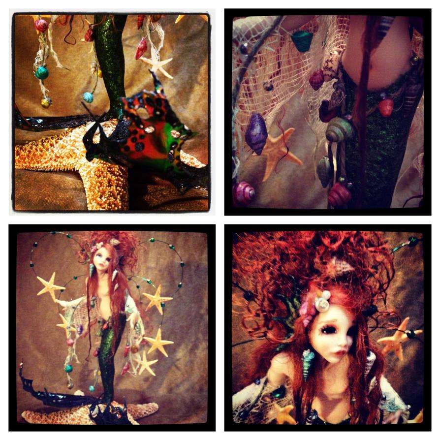 Mermaid Raffle 1 by LindaJaneThomas