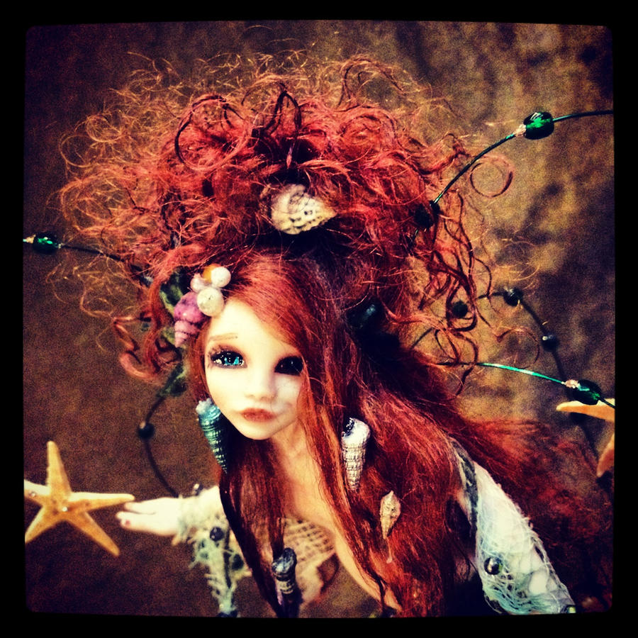 Mermaid Raffle 2 by LindaJaneThomas
