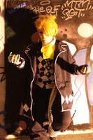 Joker is here by Sorenran