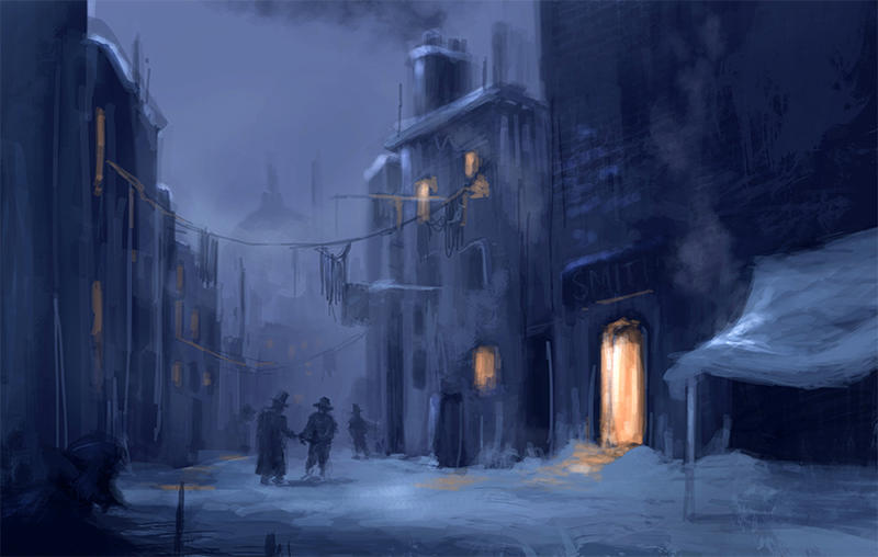 Slums by Owen2012