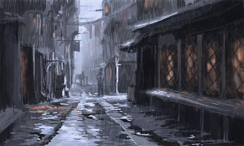 Streets by Owen2012