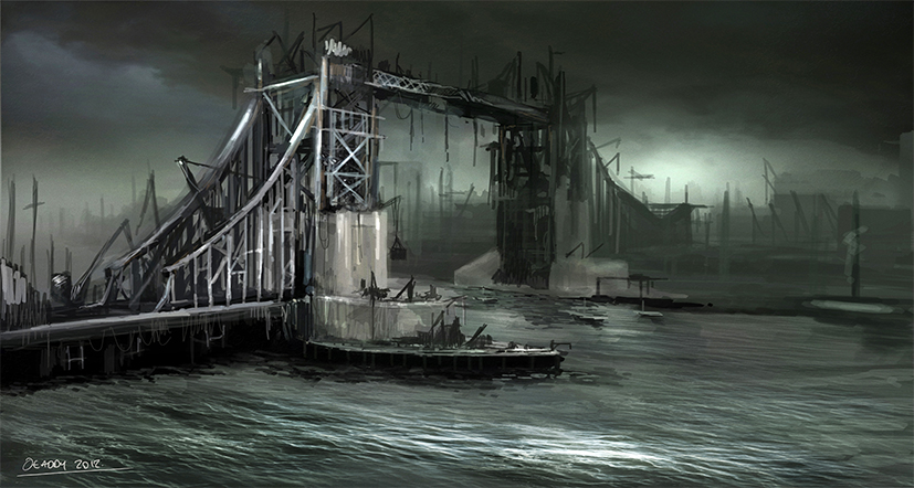 Tower bridge by Owen2012