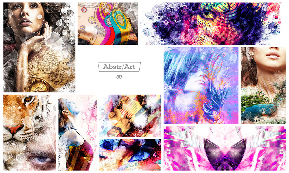 Abstrart Collection by AnglAlejandro