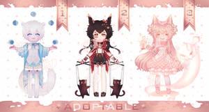 Adoptable : 09 [OPEN] by Sairinjin