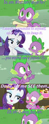TFS MLP #13: I'm gonna ROCK his four foot world. by JDMiles