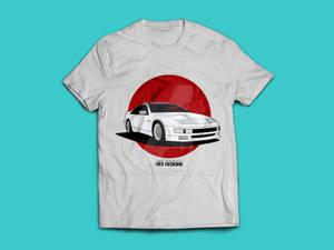 Nissan Fairlady 300ZX Z32 (Rising Sun)