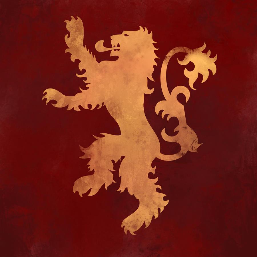 Game of Thrones Lannister Crest by LETGODesign on DeviantArt