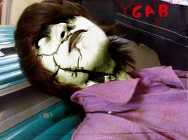 Zombie 1 by Gabrielnazarene