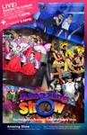 Amazing Show Poster 02 by Gabrielnazarene