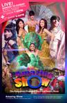 Amazing Show Poster by Gabrielnazarene