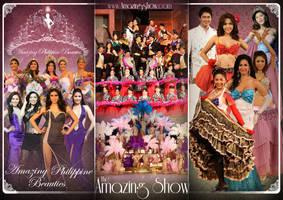 Amazing Show Flyer 2.1 by Gabrielnazarene