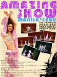 Amazing Show Mini Poster 2 by Gabrielnazarene