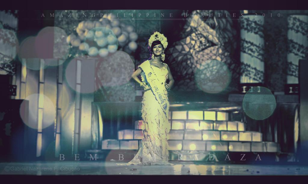 Amazing Philippine Beauty 2011 Wallpaper by Gabrielnazarene