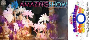 Amazing Show Ticket 2 by Gabrielnazarene