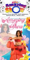 Amazing Show Ticket 1 by Gabrielnazarene