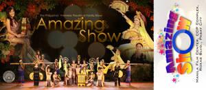 Amazing Show Ticket 3 by Gabrielnazarene