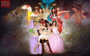 Amazing Show Wallpaper 2012 by Gabrielnazarene