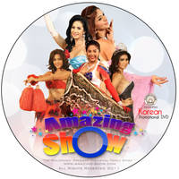 Amazing Show CD Cover by Gabrielnazarene