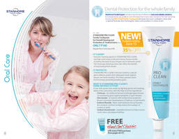 Spread for June Brochure 2013 Family Care 2 by Gabrielnazarene