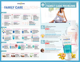 Spread for March Brochure 2013 Family Care 3 by Gabrielnazarene