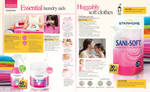 Spread for January Brochure 2013 Home Care 2