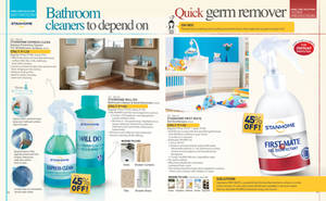 Spread for January Brochure 2013 Home Care 4 by Gabrielnazarene